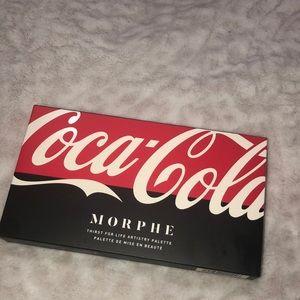 Morphe x Coca-Cola makeup palette